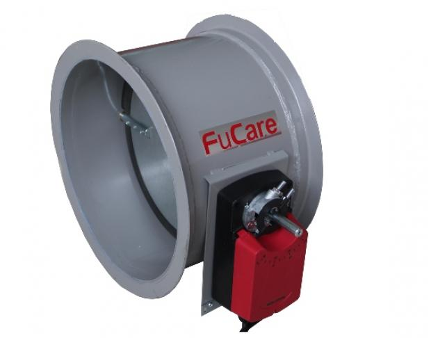 FC-RLD-CO Air Tight Damper