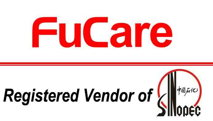 FUCARE Registered as the Global Vendor of SINOPEC Group